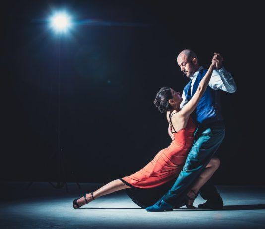 tango audizioni